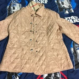 Burberry Brit Pirmont quilted jacket